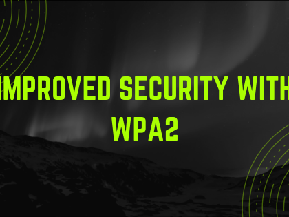 How to use WPA2 for wireless network security?