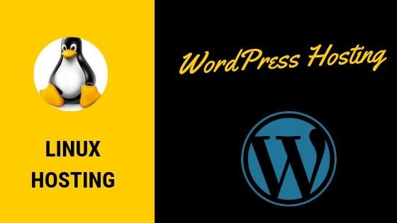 Which is better web hosting service Linux Hosting or WordPress Hosting?
